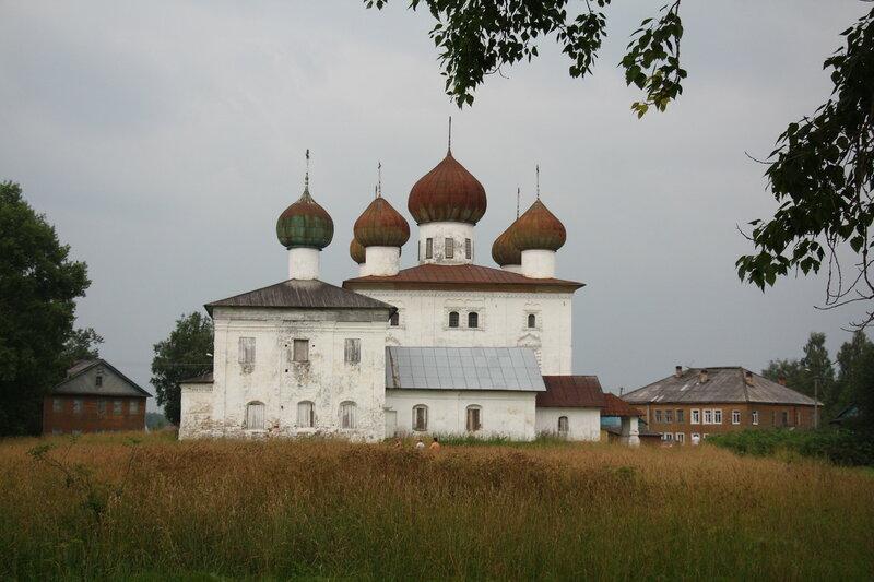 54. Русский Север. Каргополь,Архангельская область.JPG