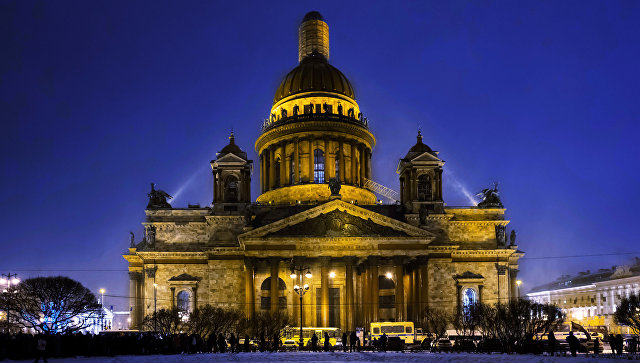 20170217-Патриарх Кирилл назвал передачу Исаакия символом примирения народа