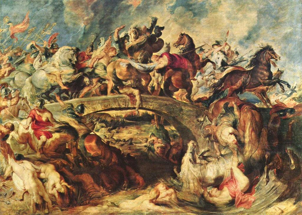 9. Battaglia delle Amazzoni (Amazzonomachia), Pieter Paul Rubens.jpg