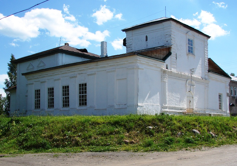 Белозерск, церковь Петра и Павла