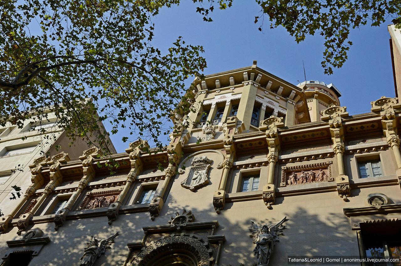 Мелочи Рамбле. Барселона