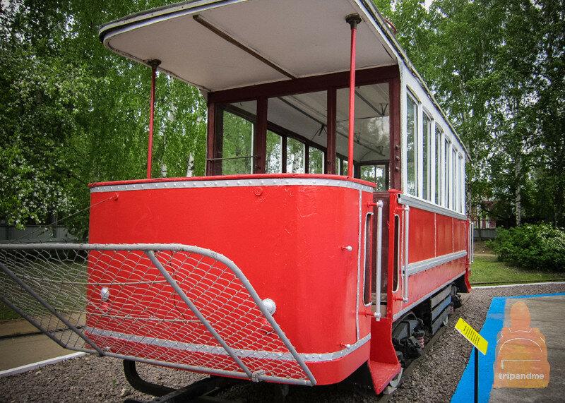 Музей трамвая и троллейбуса Нижний Новгород