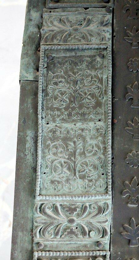 Стамбул. Собор Святой Софии (Ayasofya Camii). Нартекс