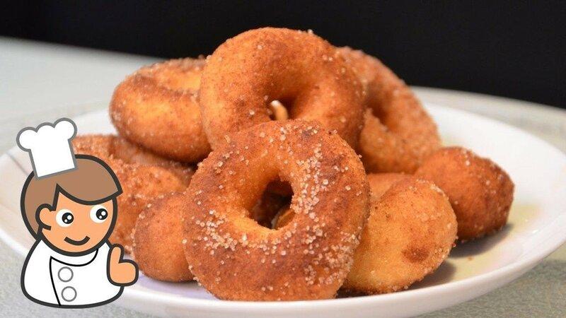 Пончики «Августина»
