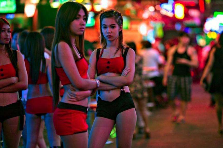 10. Таиланд Таиланд считается настоящей Меккой секс-туризма. Проституция здесь везде и в этой сфере