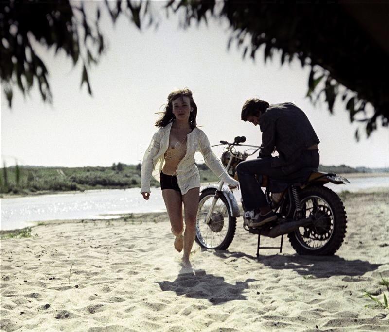 2. Лена Коренева в «Романсе о влюбленных» Андрея Кончаловского, 1974 год.