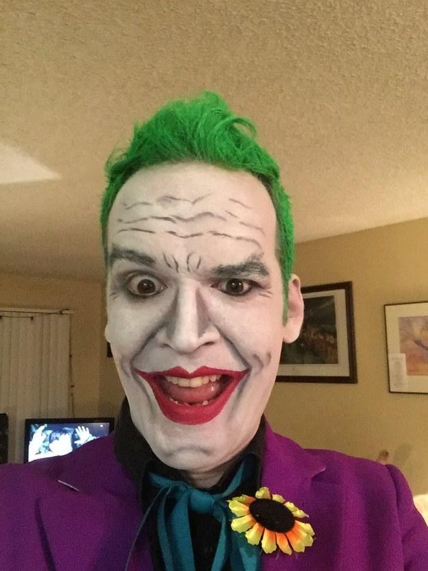 Джокер.