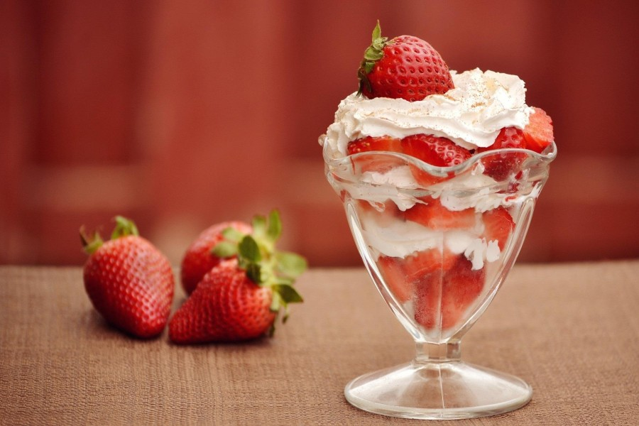 4. Витамины группы В. Еще один плюс клубничной диеты — в ягодах клубники содержатся все витамины гру