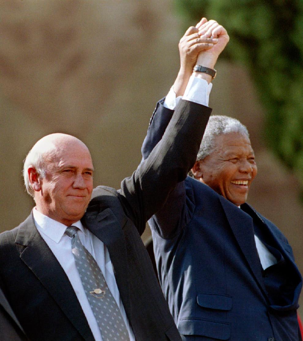18. Мандела был не просто одним из популярных африканских лидеров. Он стал мегазвездой и любимч