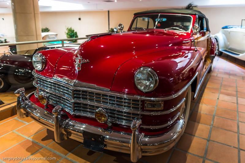 Музей автомобилей князя Монако (52 фото)