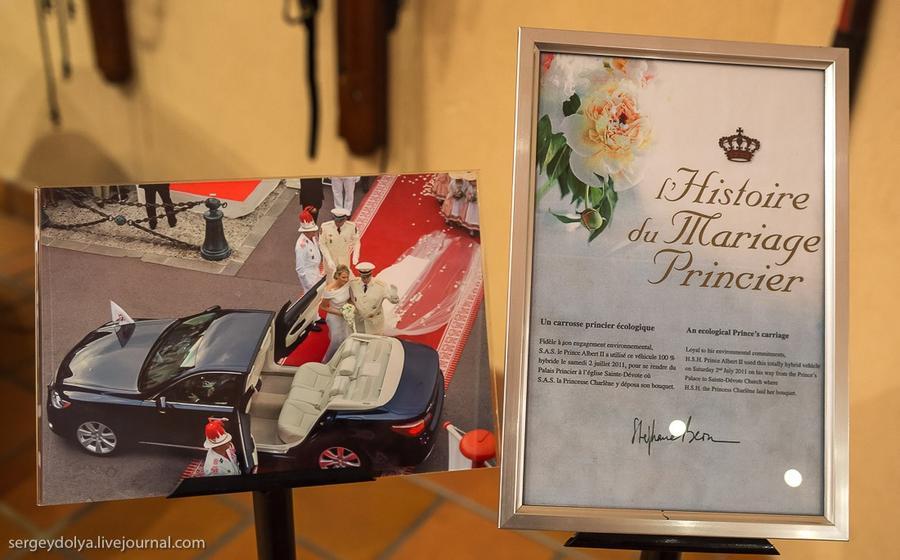 7. На этой машине Альбер II взял в жены олимпийскую спортсменку из ЮАР Шарлен Линетт Уиттсток.