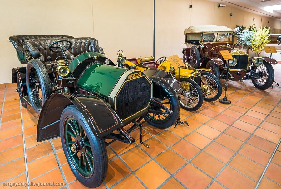 15. Humber 1911, Super того же года и Unic 1916 года выпуска.