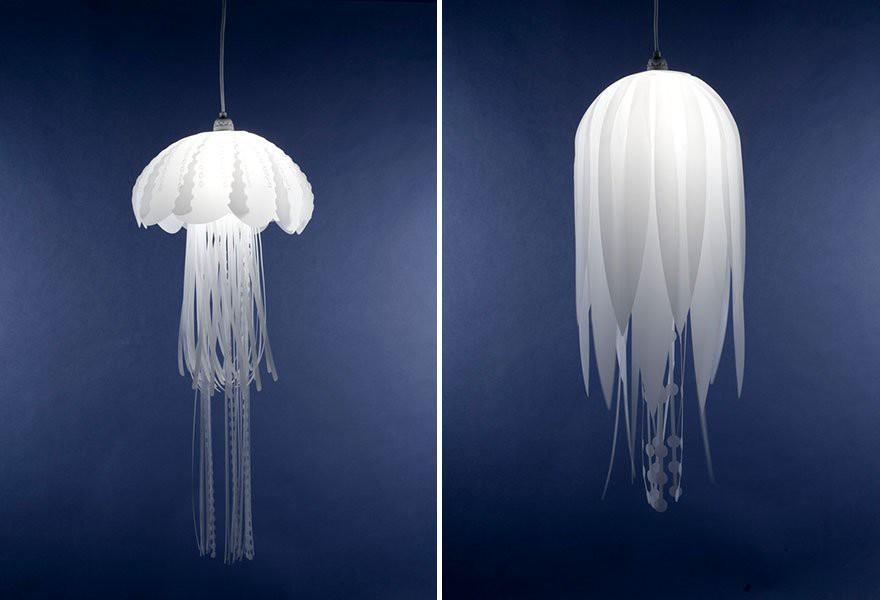 Удивительные светильники от креативных дизайнеров