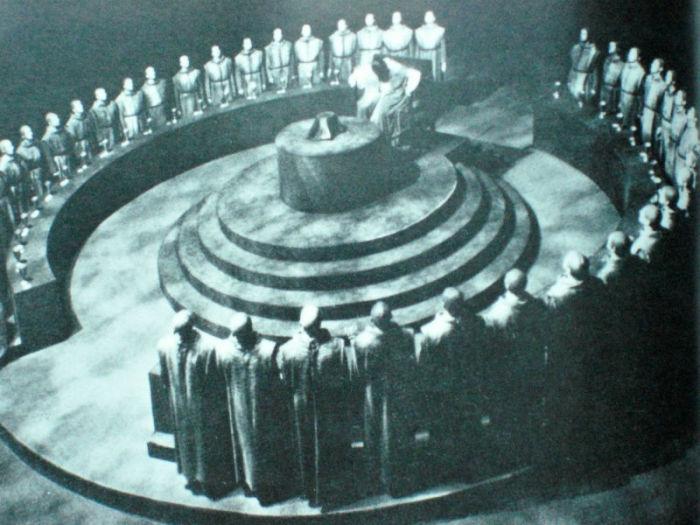 1. Название «иллюминаты» возникло еще во II веке н. э. в Греции. Верховный жрец богини Кибелы Монтан