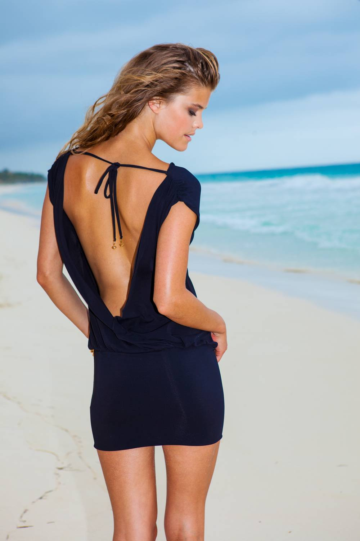 """Nina Agdal – """"Sauvage"""" Bikini Photoshoot"""