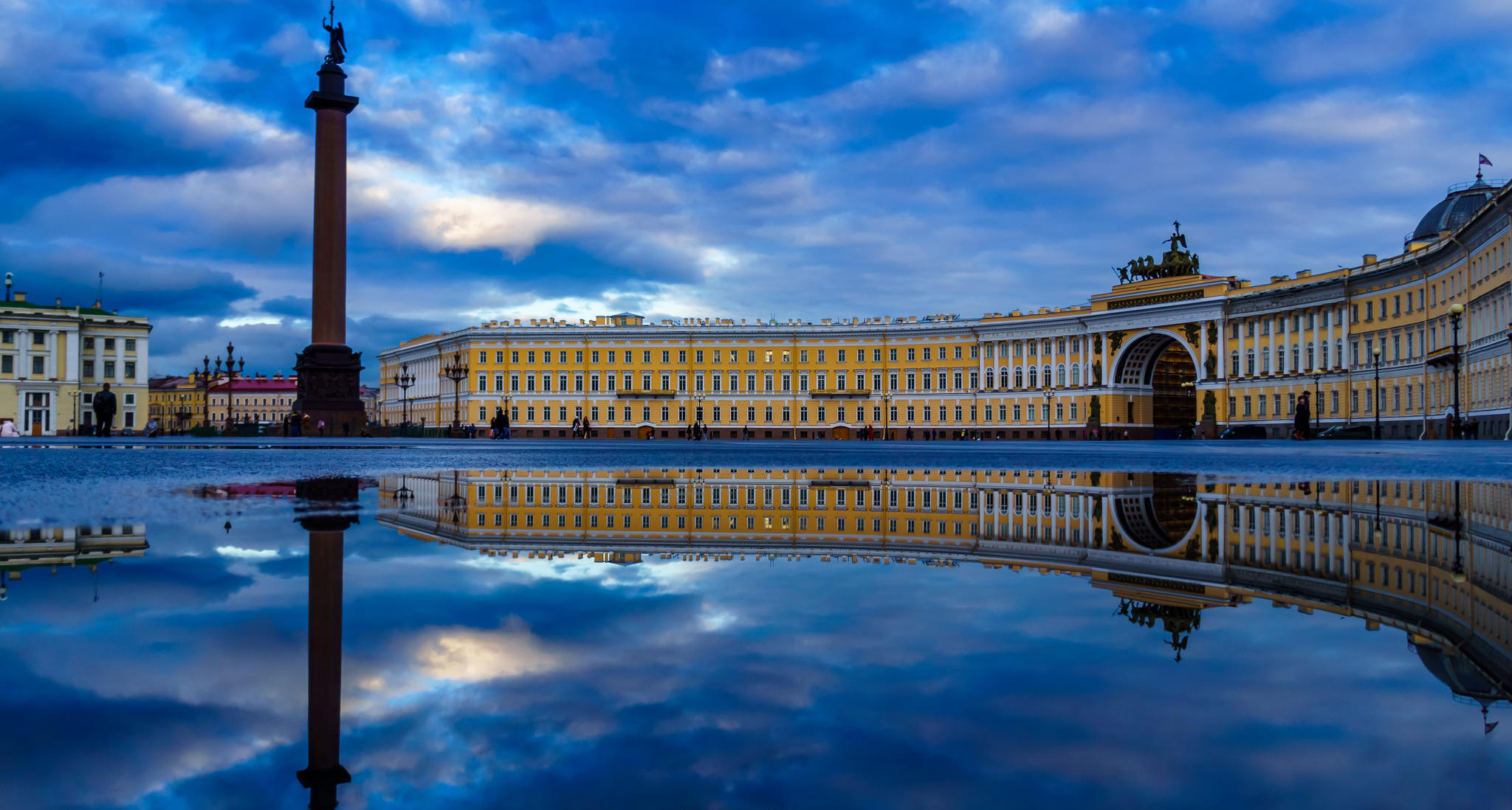 Что обязательно стоит посетить в Санкт-П