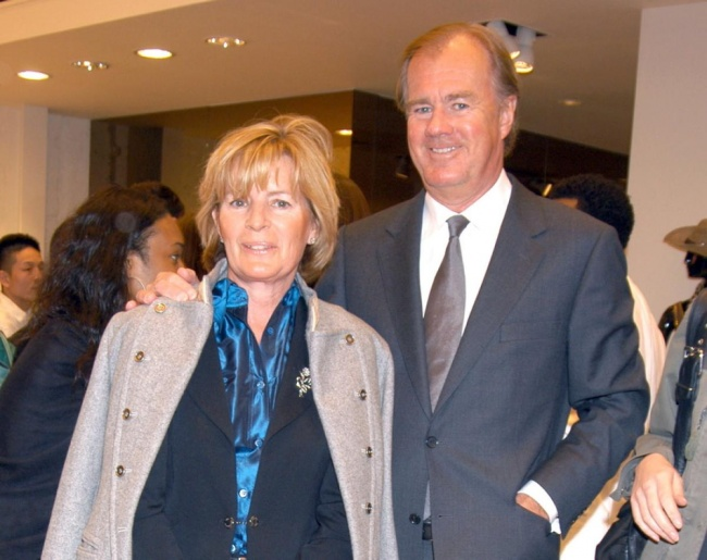Стефан и Кэролин Перссон Стефан Перссон — председатель совета директоров H&M, чье состояние оценивае
