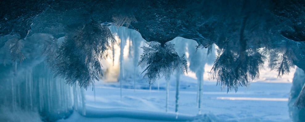 4. В гротах заметно теплее, чем снаружи, очки, объектив потеют моментально, снимать — нужно при