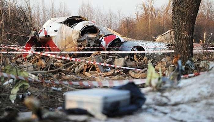 Эксгумация тел жертв Смоленской авиакатастрофы начнется 14ноября