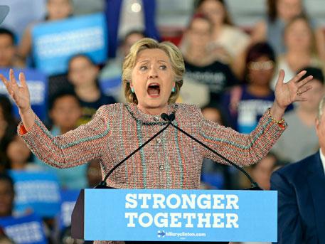 Los Angeles Times: Трамп опережает Клинтон надва пункта