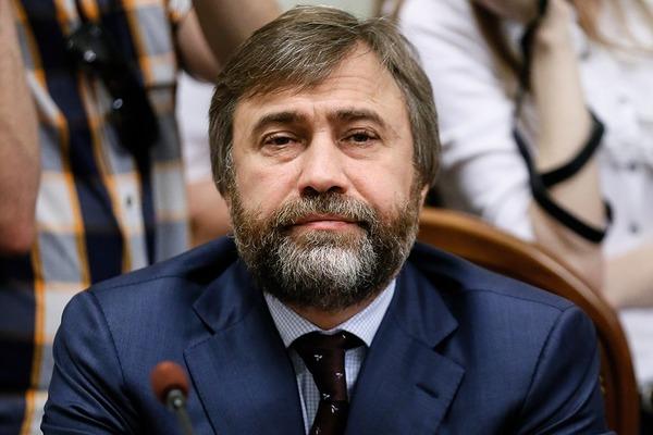 Новинский заявляет, что несобирается бежать изУкраинского государства