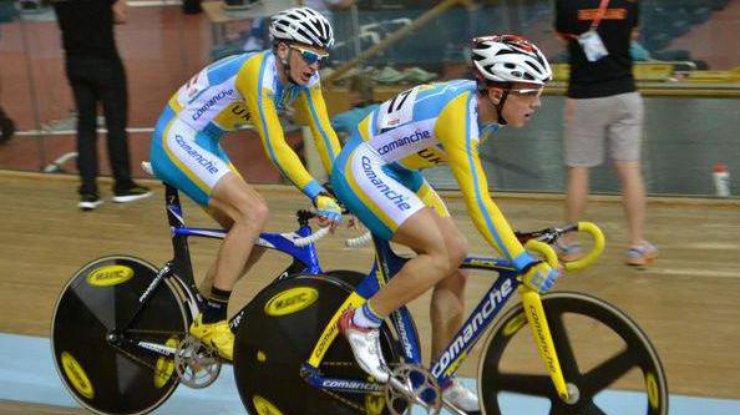 Украинцы завоевали две медали наКубке мира повелоспорту