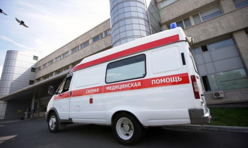 ДТП сучастием автобуса имашины скорой помощи случилось в столицеРФ