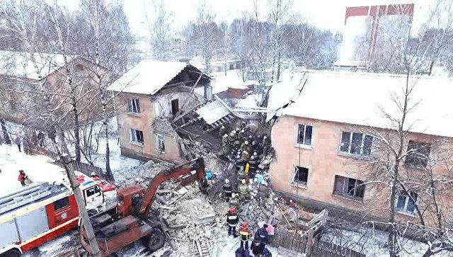 Руководителя УКвзорвавшегося дома вИваново дисквалифицировали накануне взрыва