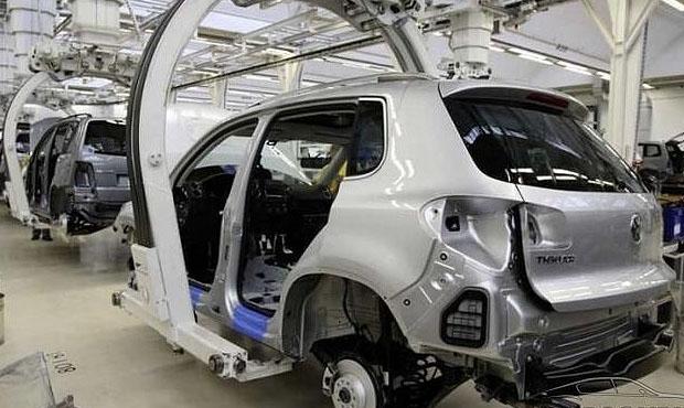 Сконвейера Volkswagen вКалуге сошла партия Tiguan сбракованными двигателями