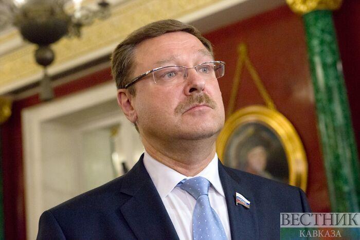 Российская Федерация координирует сИраном антитеррористическое взаимодействие поСирии— Матвиенко