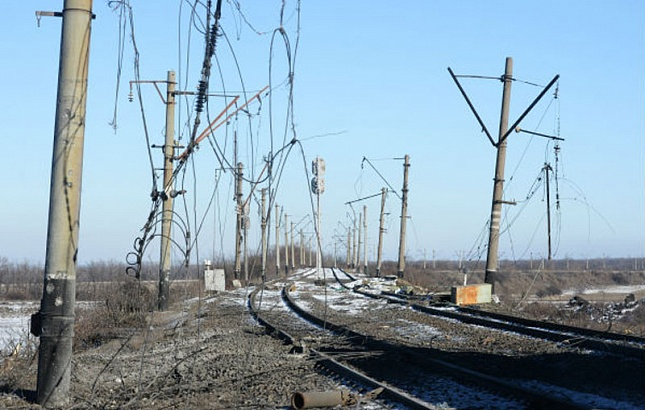 ВПодмосковье пропали полкилометра железной дороги