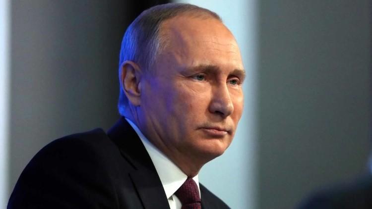 Путин запустил газопровод Бованенково— Ухта-2