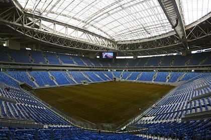 Газон настадионе «Крестовский» фактически загублен— Regnum