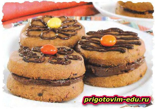 Печенье «Эспрессо»