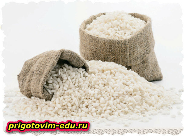 Сорта Среднезернистого риса