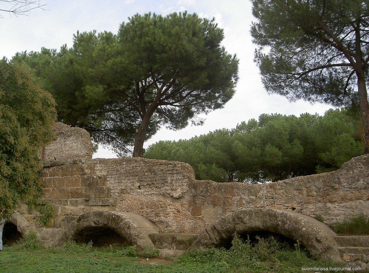 Акведуки Рима.