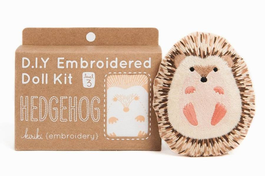 Nice Animal D.I.Y. Embroidery Kits