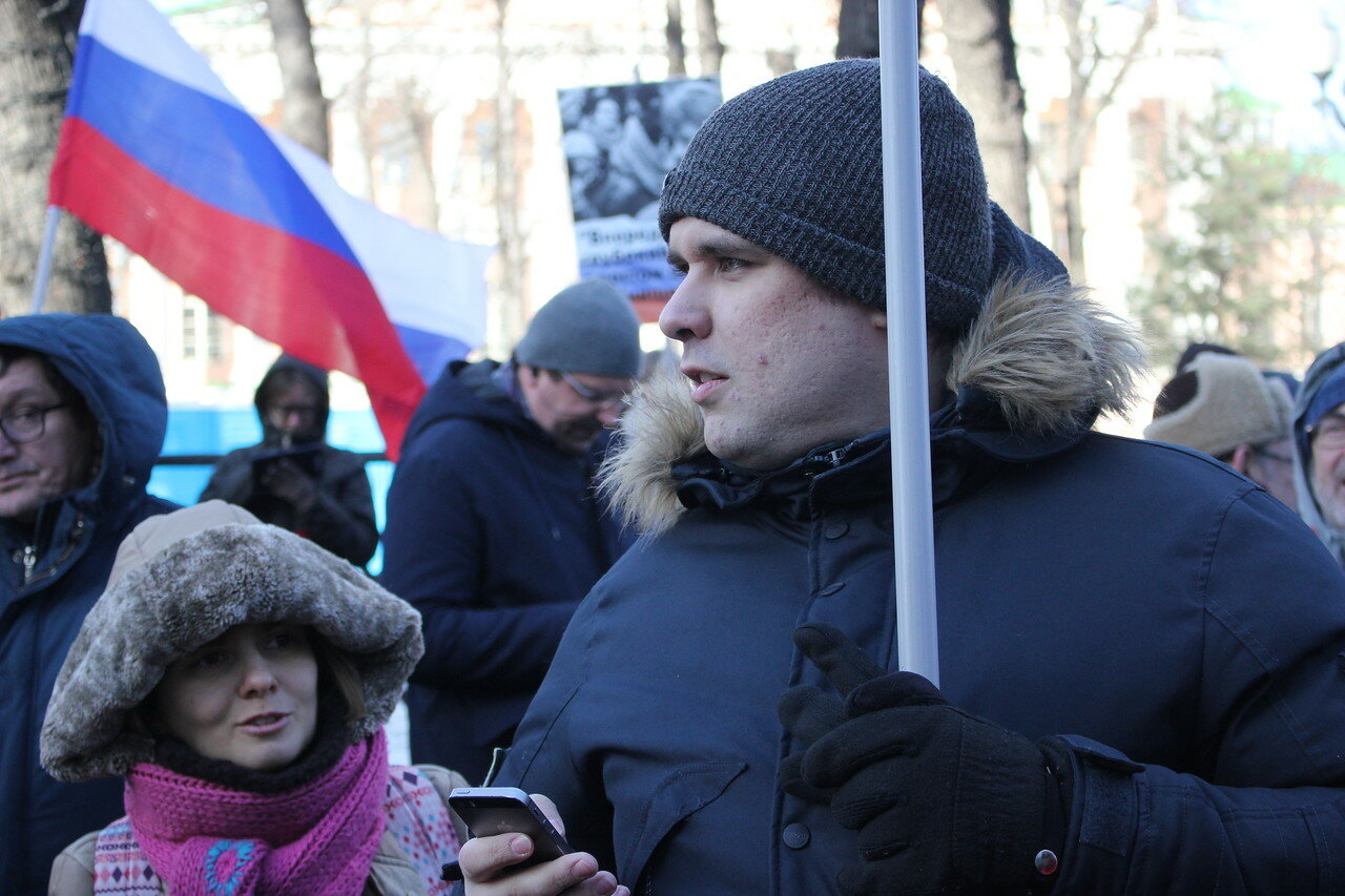 Депутат Константин Янкаускас