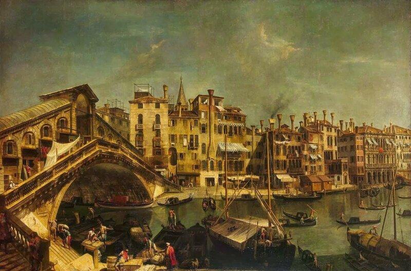 3 Michele_Marieschi_-_The_Rialto_Bridge_from_the_Riva_del_Vin_-_WGA14068.jpg