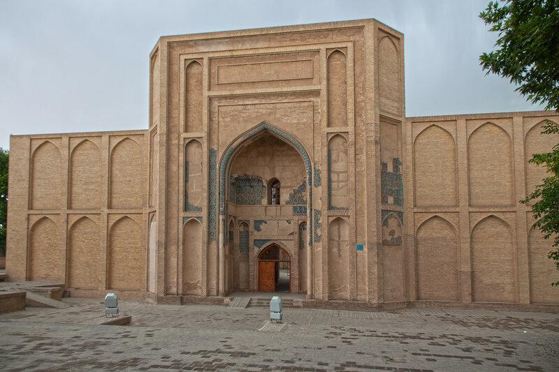 Пятничная мечеть Варамина