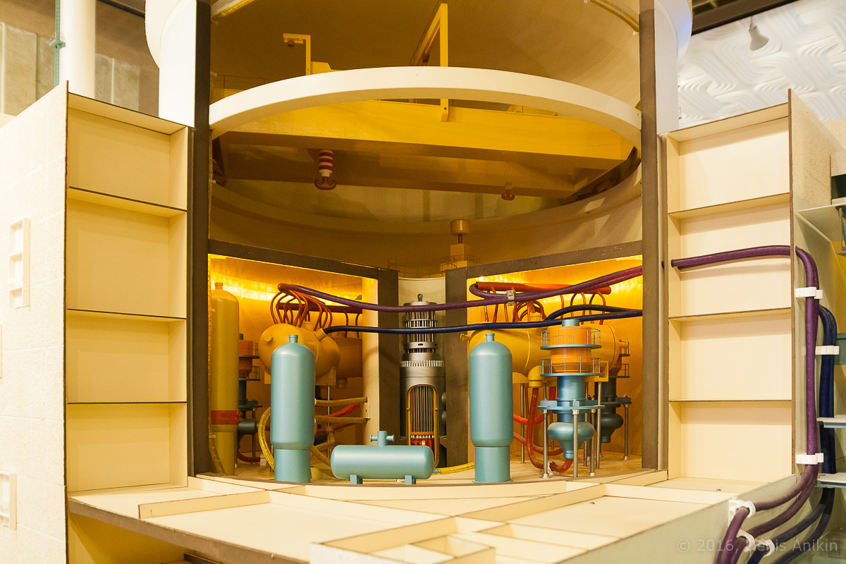 Информационный центр Балаковской АЭС фото 19