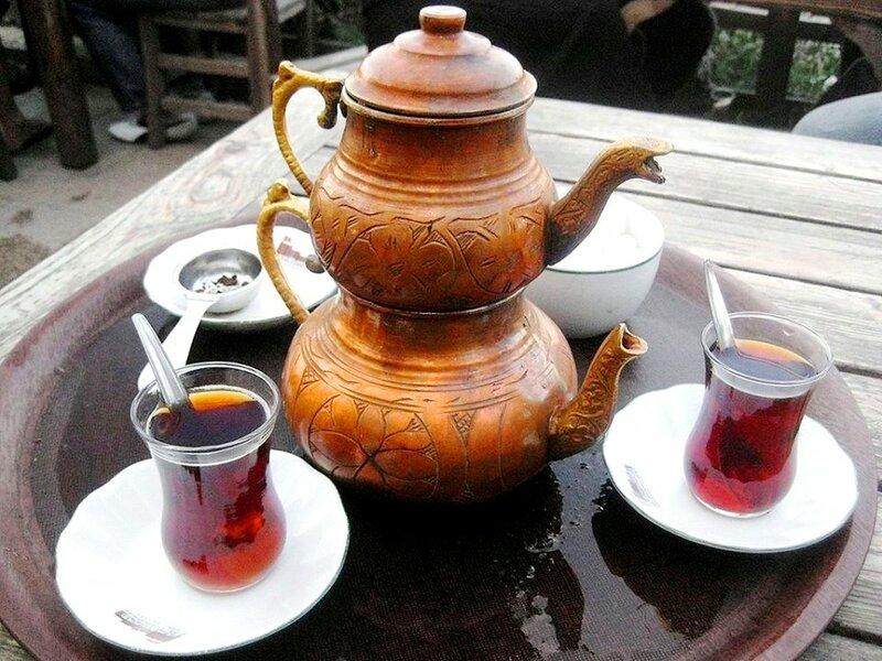 как заварить турецкий чай видео прохождение игры