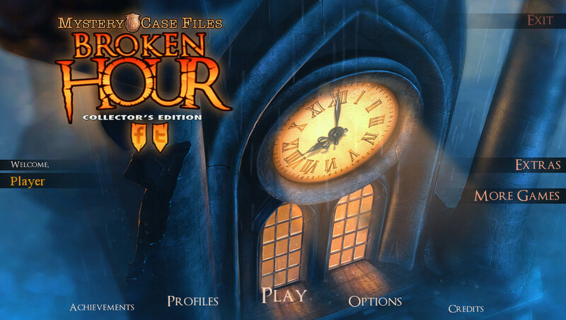 Mystery Case Files: Broken Hour CE