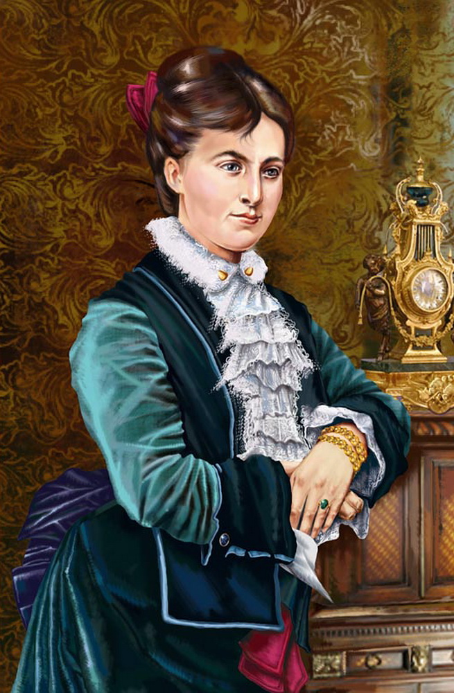 Портрет Екатерины Долгорукой, второй жены Александра II.jpg