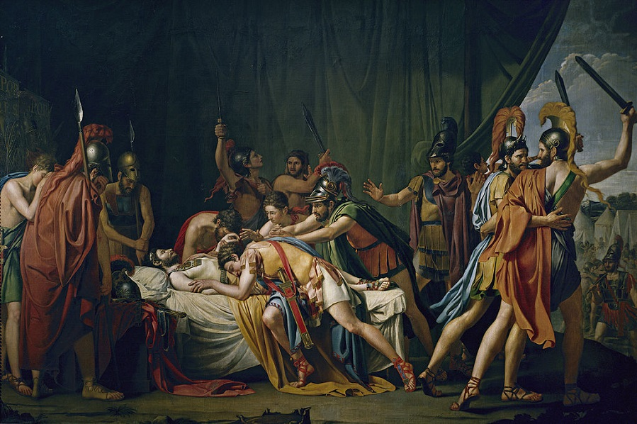 Смерть Вириат