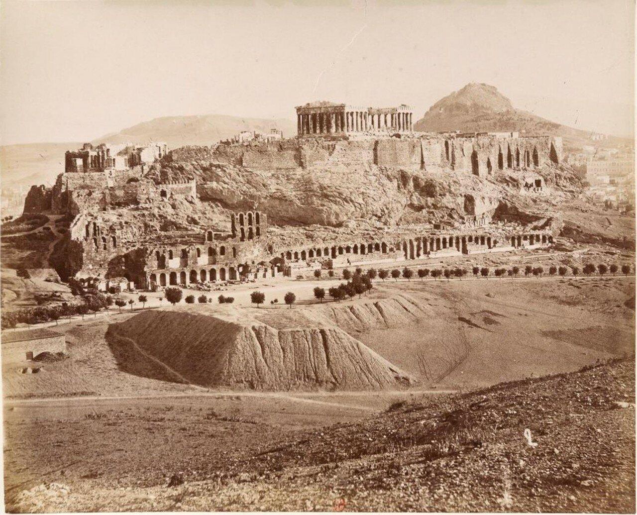 04. Вид на Акрополь