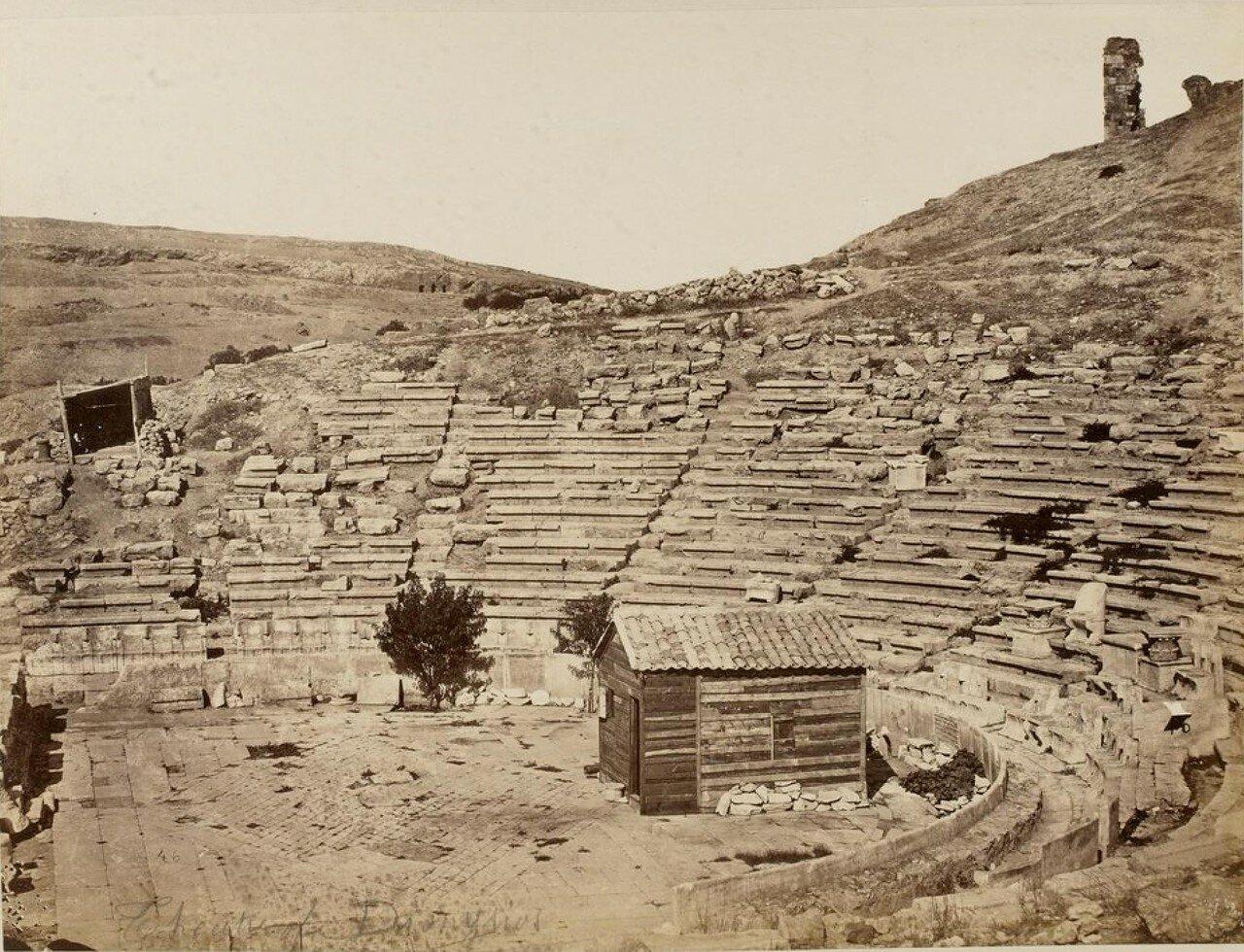 19. Театр Диониса
