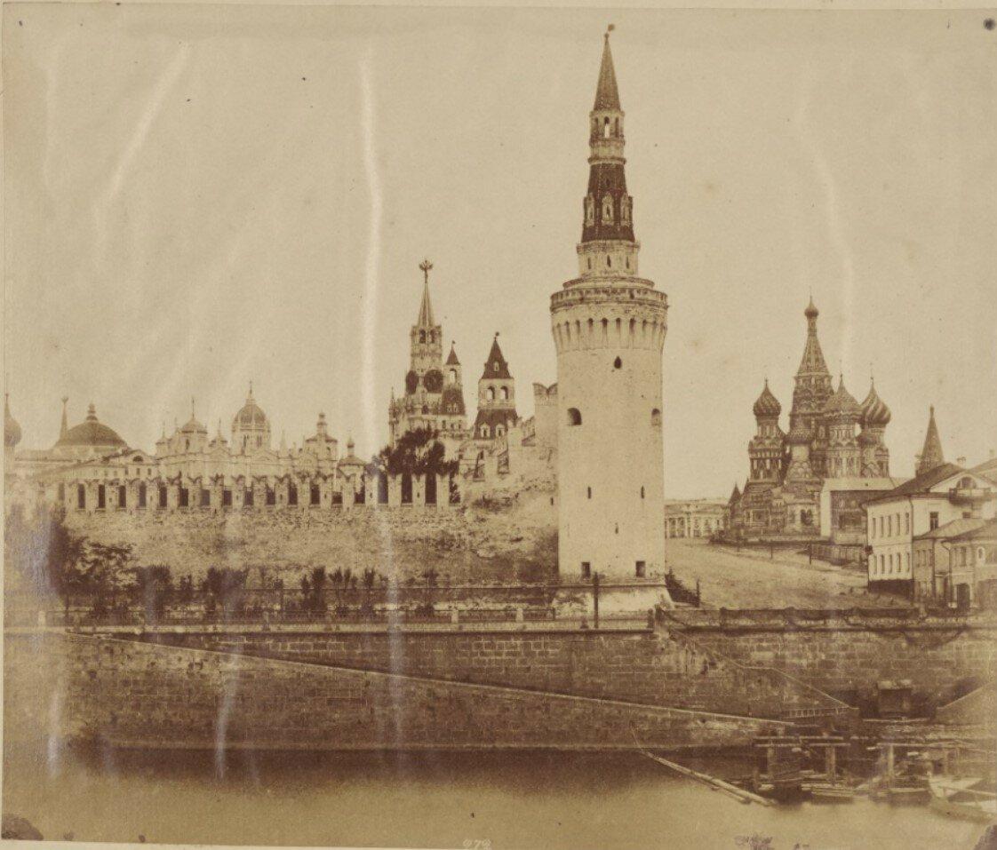 Юго-восточный угол Кремля (вариант)