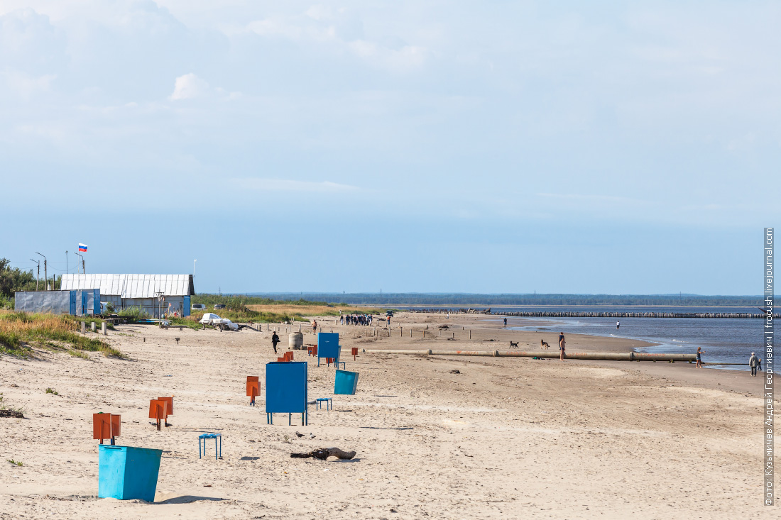 Северодвинск Белое море