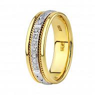 Обручальное кольцо 1000307